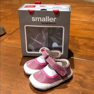 See Kai Run Smaller Baby Girls' Shoes